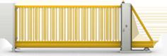 Schiebetore für Industrie PI200, 8-12 Meter